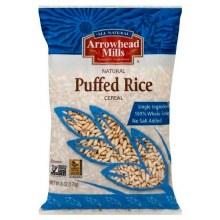Arrowhead Mills Puffed Rice Cereal 6oz
