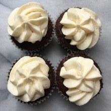 Gluten Free Pumpkin cupcakes Lucky Spoon 4pk