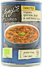Amy's Quinoa, Kale & Red Lentil Soup 14.4 oz
