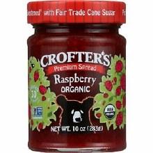 Crofters Organic Rasberry Fruit Spread 10oz