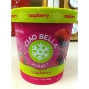 Ciao Bella Raspberry Sorbet 1 pint