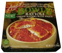 Amy's Org Cheese Raviolli Bowl 9.5oz