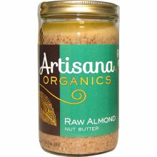 Artisana Organics Raw Almond Butter 14 oz