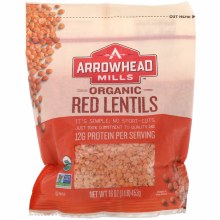 Arrowhead Mills Red Lentils