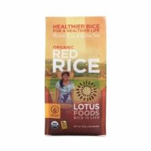 Lotus Foods Red Rice Org 15oz