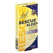 Bach's Rescue Sleep Liquid Melts 28 caps