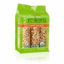 Bamboo Lane Caramel Sea Salt Rice Rollers 6 count