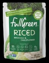 Fullgreen Riced Broccoli and Cauliflower 7.05oz