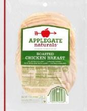 Applegate Deli Sliced Organic Oven Roasted  Chicken Breast 6 oz