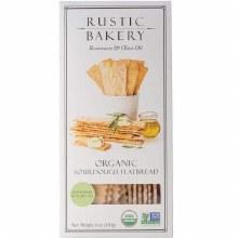Back to Nature Rosemary Olive Oil Cracker