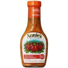 Annie's Roasted Red Pepper Vinaigrette 8 oz
