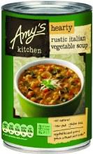 Amy's Hearty Rustic Italian Vegetable 14 oz
