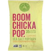 Angies Boomchickpop sea salt popcorn 4.8oz
