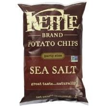 Kettle Brand Sea Salt 13 oz