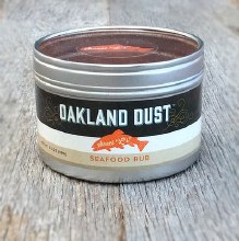 Oakland Dust Seafood Rub 4 oz