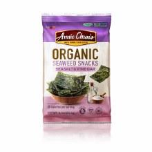 Annie Chun's Seasalt and Vinegar Organic Seaweed Snacks 0.26 oz