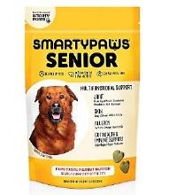 SmartyPaws Senior Pet Vitamin (Peanut Butter Flavor) 60 pieces