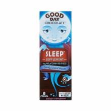 Good Day Sleep Supplement 8 Chocolate pieces