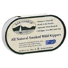 Bar Harbor Smoked Wild Kippers 6.7oz