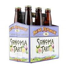 Bear Republic Sonoma Tart 6 pack 12 ounce glass