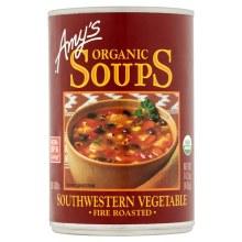 Amy's  Fire Roasted Southwestern Vegetable Soup 14.3 oz