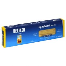 Dececco Spaghetti No.12-1 lb