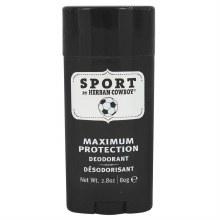Herban Cowboy Sport Max. Deodorant 2.8 oz