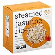 Grain Trust Steamed Jasmine Rice 3/10 oz microwave pkgs