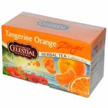 Celestial Seasonings Tangerine Orange Zinger