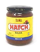 Hatch Tex-Mex Medium Salsa 16 oz
