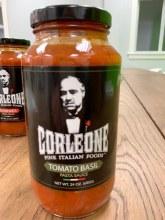 Corleone Tomato Basil Sauce 24 oz