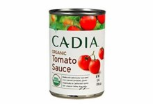 Cadia Organic Tomato Sauce 15 oz