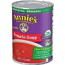 Annie's Organic Tomato Soup 14.3 oz