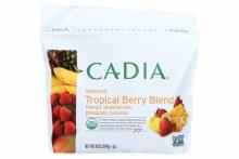 Cadia Frozen Tropical Berry Blend 10 oz