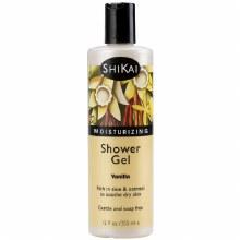 Shikai Vanilla Shower Gel 12 oz