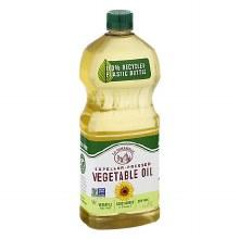 123 Vegetable Oil 33.8 oz