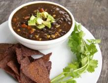 Artisan Soups Vegetarian Black Bean Soup 8.7 oz
