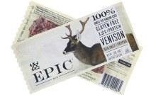 Epic Salt and Pepper Venison Bar 1.5 oz