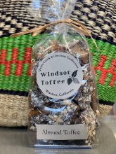 Windsor Toffee Co. Almond Toffee 6 oz bag