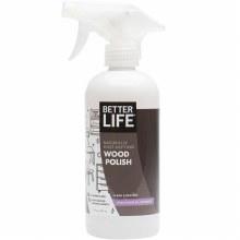 Better Life Naturally Dust Defying wood polish 16oz