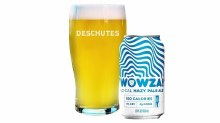 Deschutes Brewing Wowza Hazy Pale Ale 6 pack 12 ounce cans