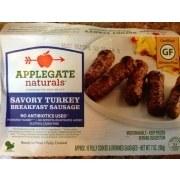 Applegate Turkey Breakfast Sausage 7 oz