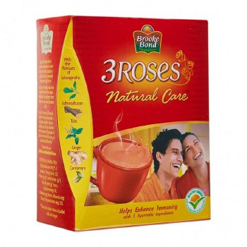 Brooke Bond 3 Roses Tea 250gms