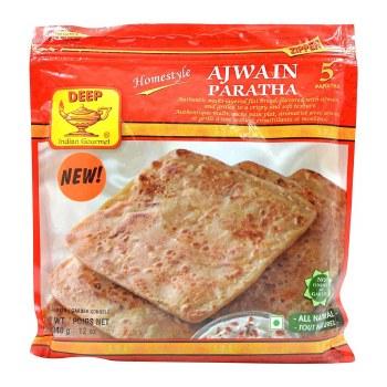 Deep Ajwain Parata 2pc