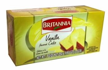 Britannia Vanilla Cake 8.8 oz