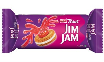 Britannia Treat Jim Jam 3.5oz