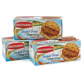 Britannia Digestive Sugar free 12oz