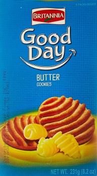 Britannia Goodday Butter Cookies 8.9oz