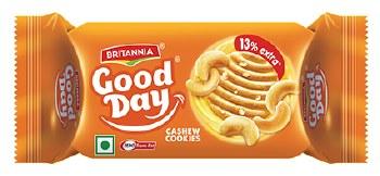 Britannia Goodday Cashew 75g