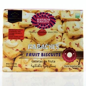 Karachi Fruit Biscuits 400gms